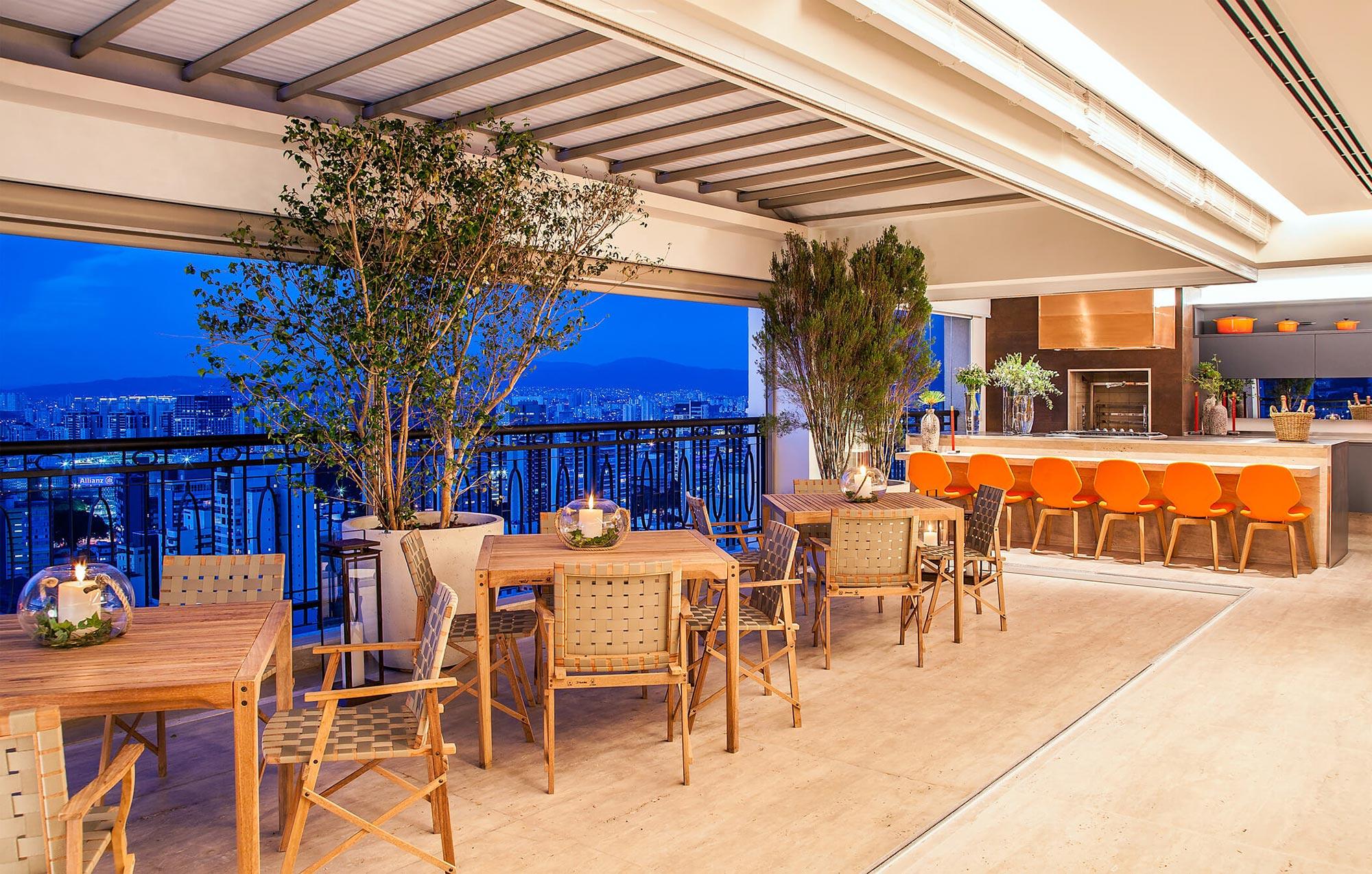 Escritório de arquitetura para casa de praia