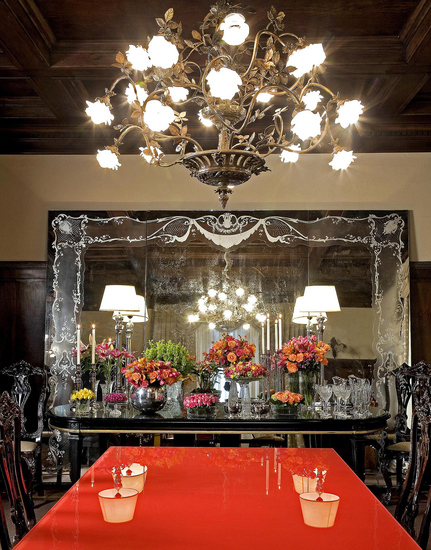 Mostra de Decoração Casa CAD 2007 Sala de Jantar | Casa das Rosas 03