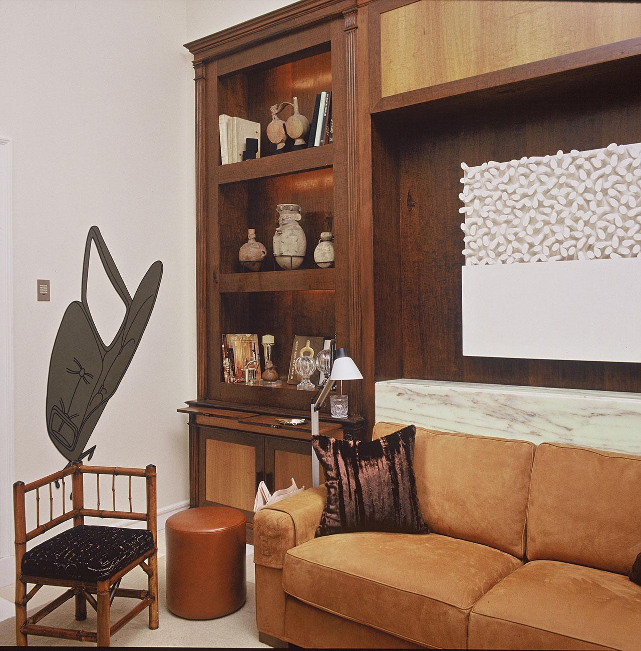 Mostra de Decoração Casa Cor 1999 - Sala de TV 03