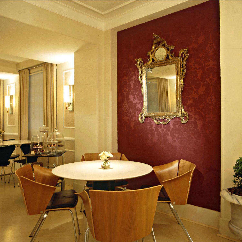 Mostra de Decoração Casa Cor 2002 - Café e Chocolate 4