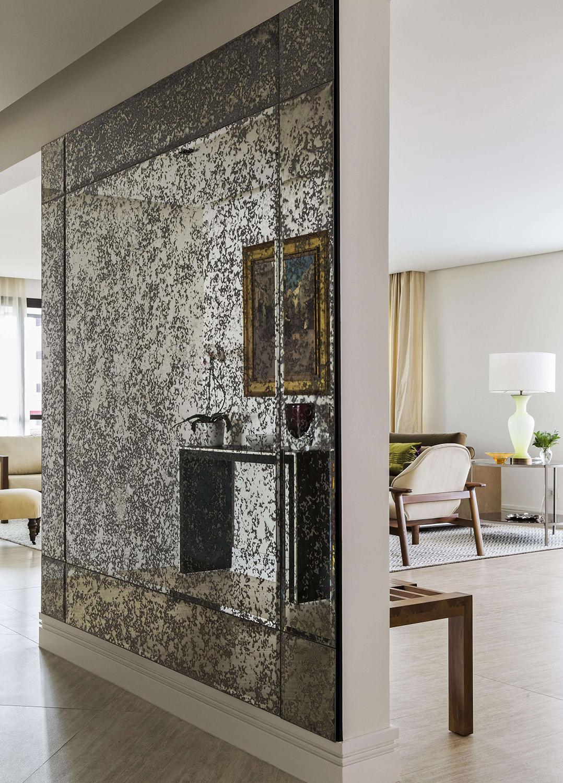 Projeto e decoração para apartamentos