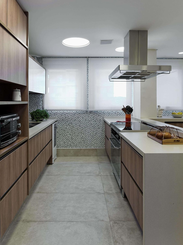 Projeto de Arquitetura para cozinha em SP
