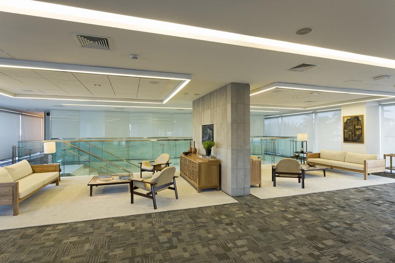 Projeto e Arquitetura para Escritórios comerciais