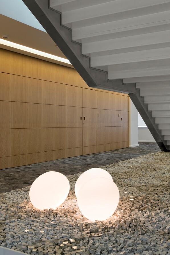 Projeto e execução de obra para escritórios