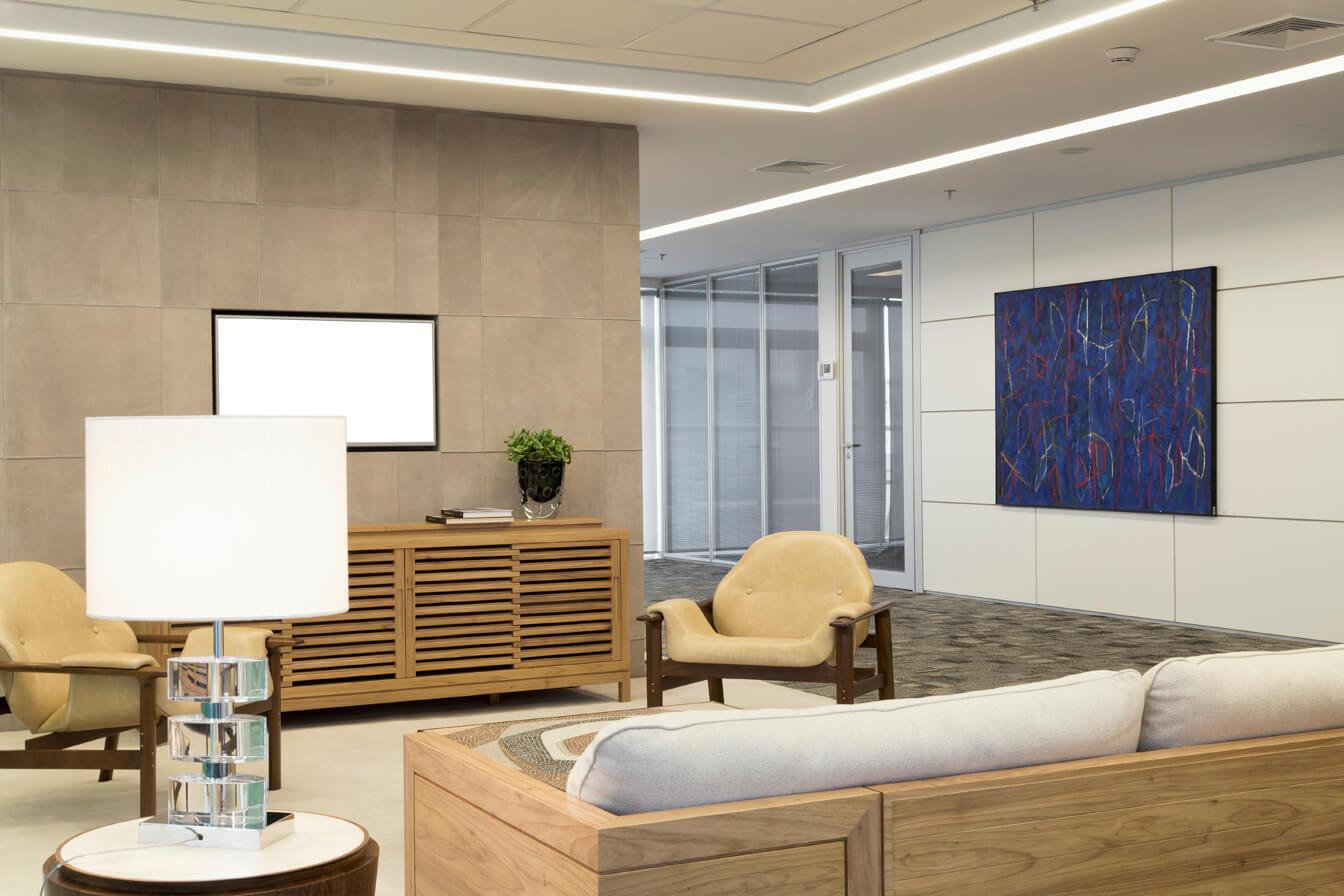 Desenvolvimento de Projeto de arquitetura para empresas corporativo