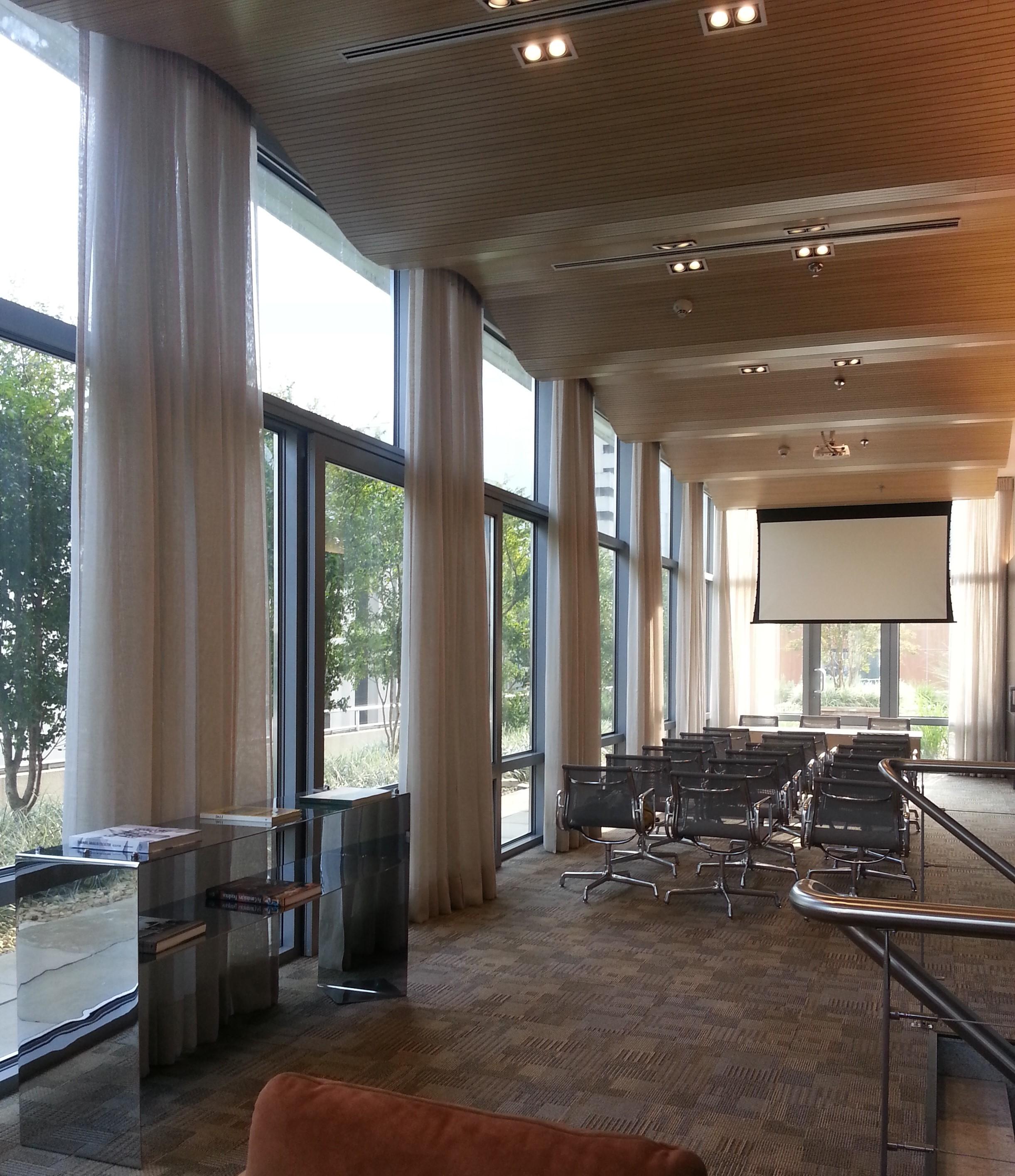 Projeto de Arquitetura para espaços diferenciados em empresas