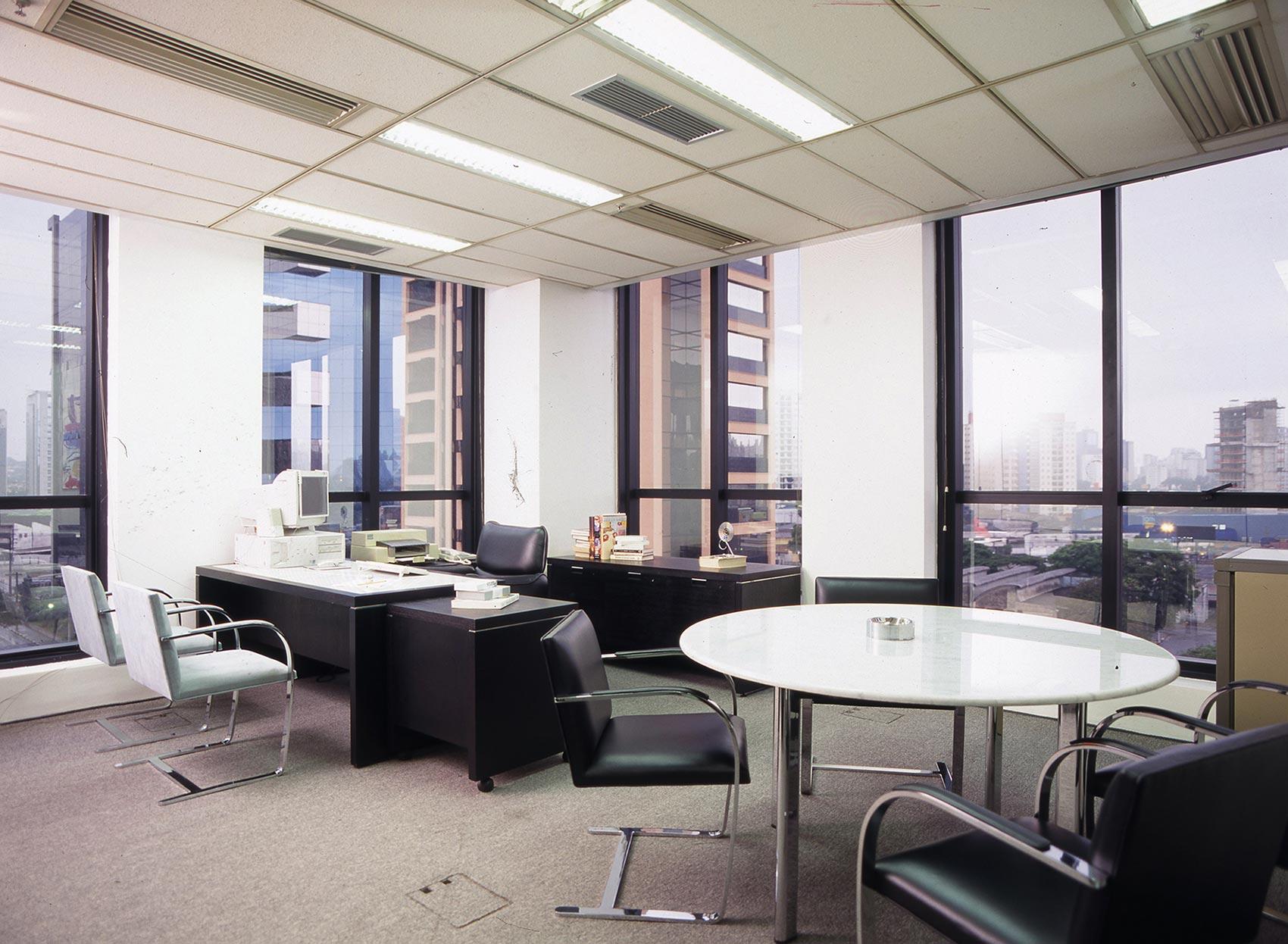 Projeto arquitetura de interiores para agência de publicidade