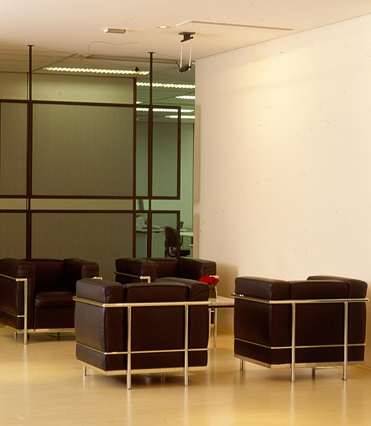 Projeto de arquitetura e decoração para agencia de publicidade