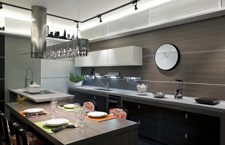 Mostra de Decoração | Casa CAD 2008 - Cozinha 01