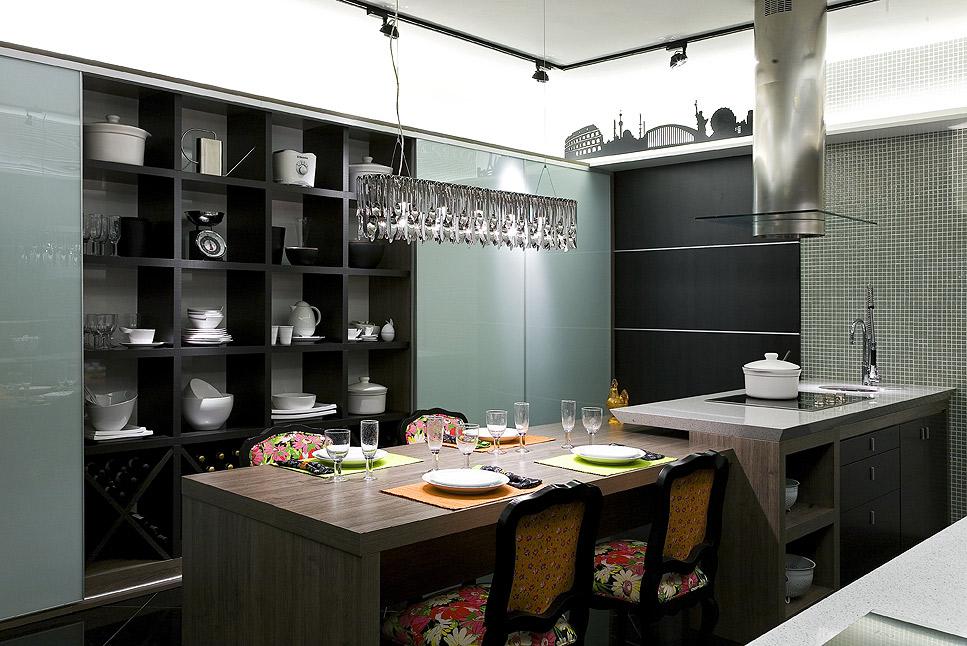 Mostra de Decoração | Casa CAD 2008 - Cozinha 02