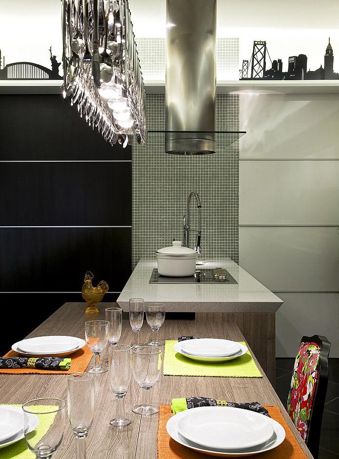 Mostra de Decoração | Casa CAD 2008 - Cozinha 03