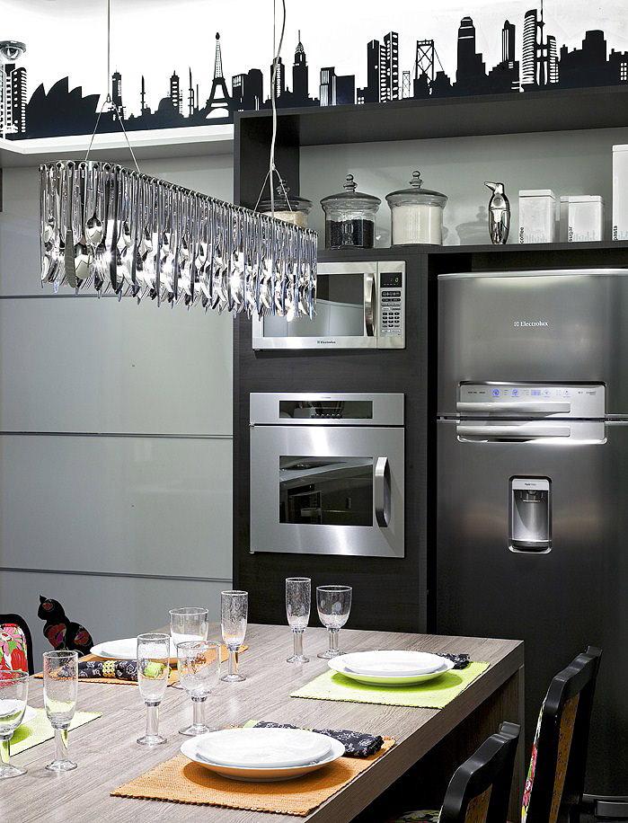Mostra de Decoração | Casa CAD 2008 - Cozinha 04