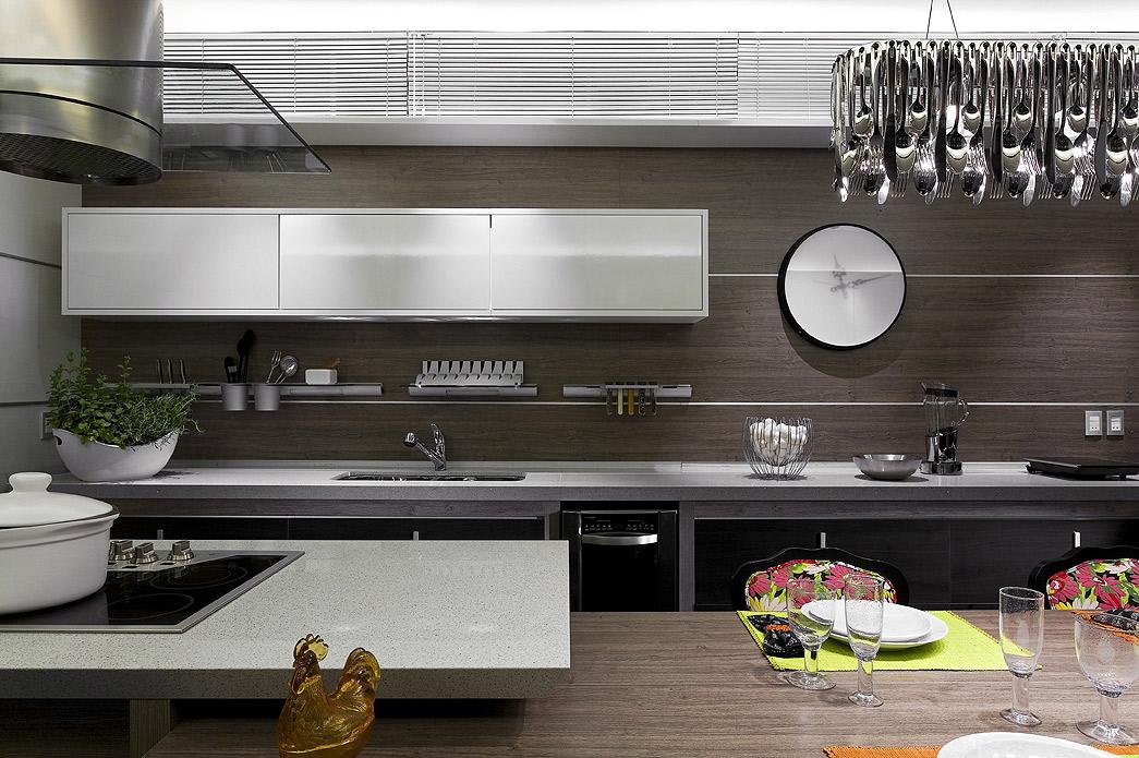 Mostra de Decoração | Casa CAD 2008 - Cozinha 05