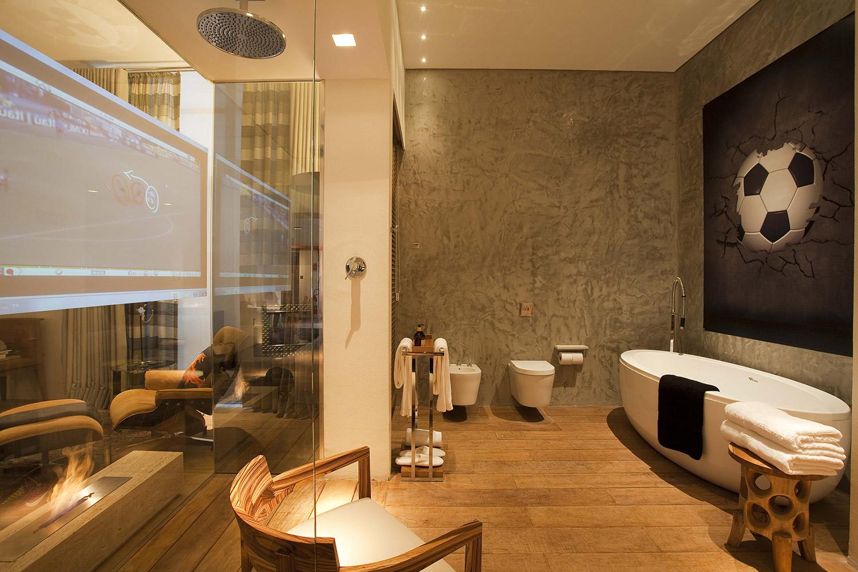 Casa Cor 2011 - Suíte de Hotel para Neymar 03