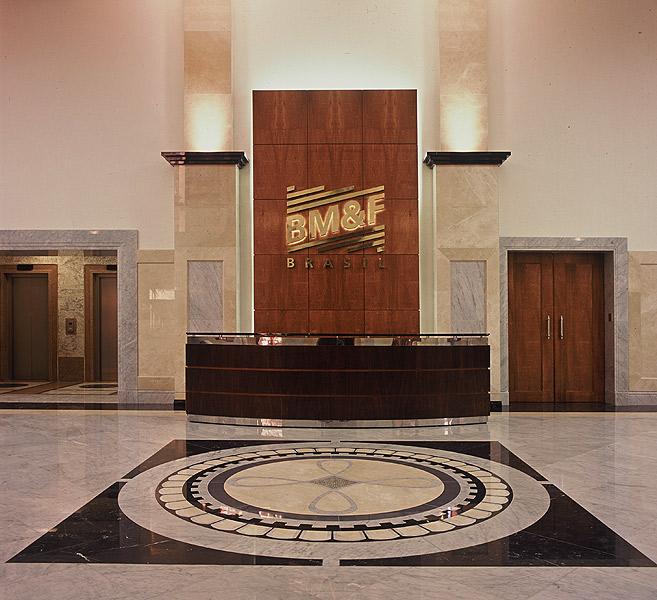 Projeto de arquitetura e decoração para bancos