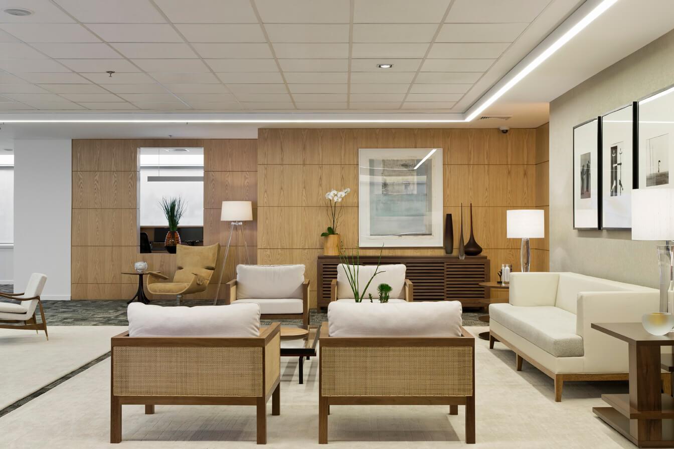 Projeto de arquitetura e acompanhamento de obra comercial